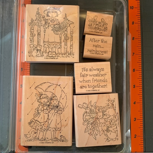 Stampin' Up! FRIENDS
